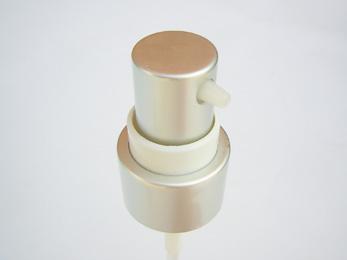 Cream-pump-silver-SNXC0404